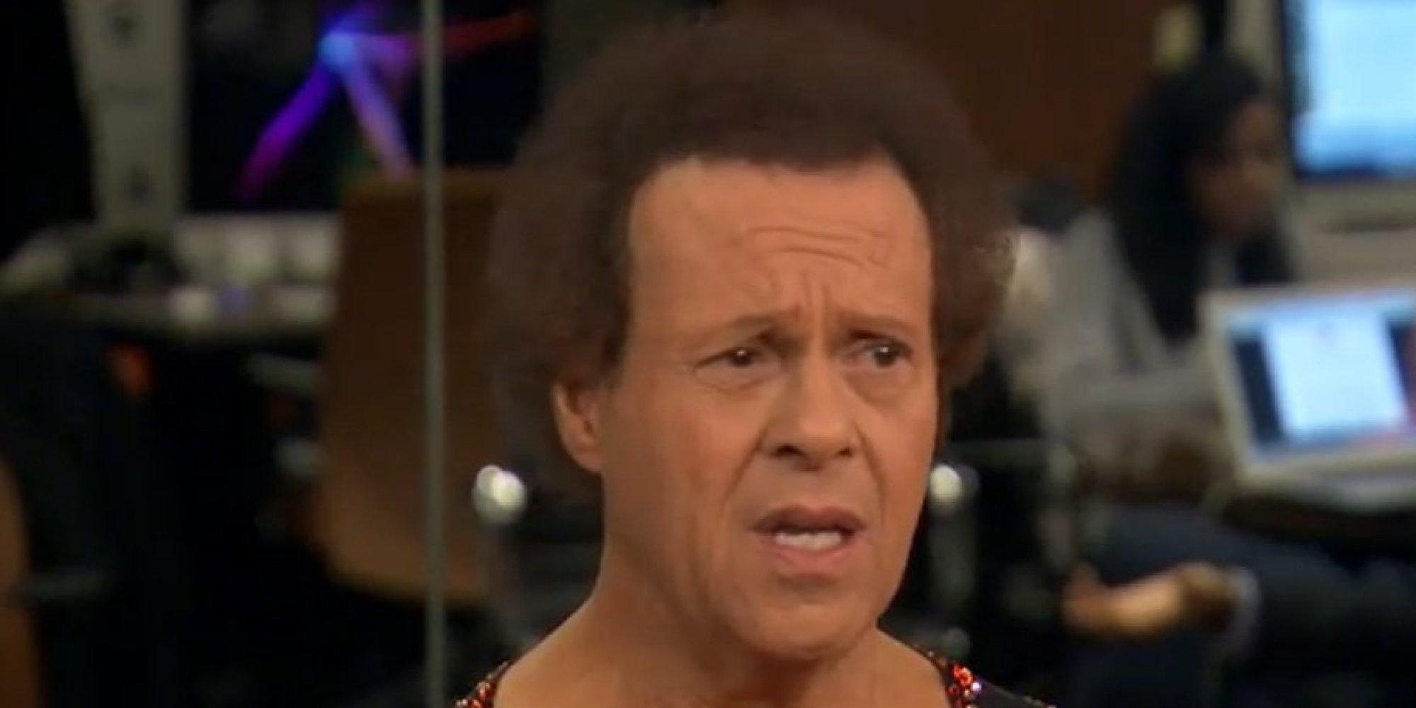 richard simmons whose line is it anyway