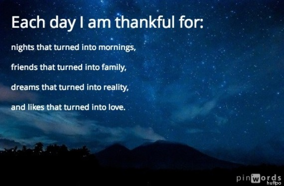 How Giving Thanks Will Help You Stress Less | HuffPost