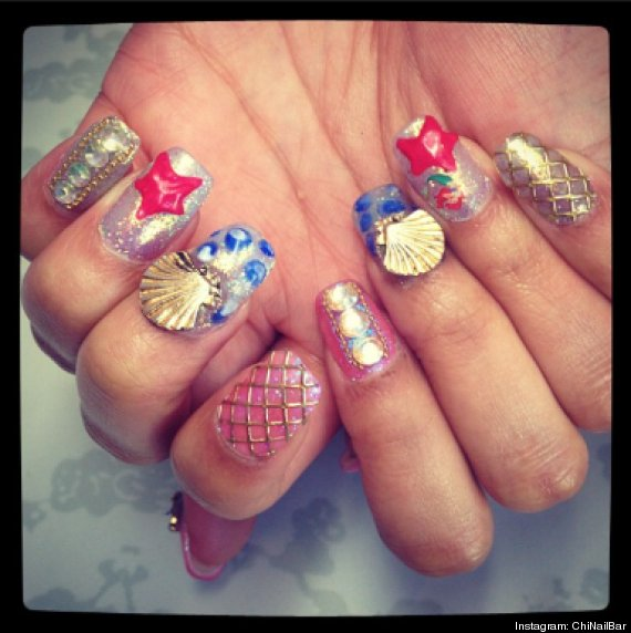 These Photos Of Nail Art Will Make You Never Want A Regular Manicure ...
