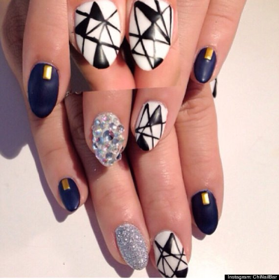 Nail Designs 2014 Instagram These photos of nail art will