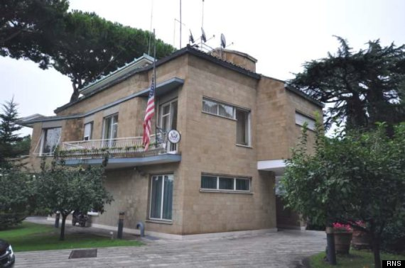 old embassy
