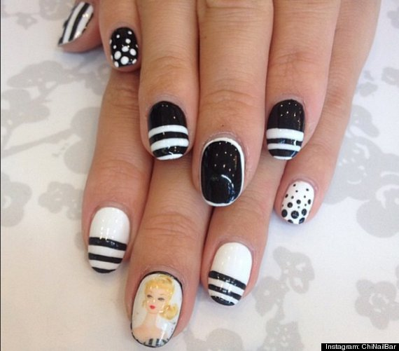 These Photos Of Nail Art Will Make You Never Want A Regular Manicure