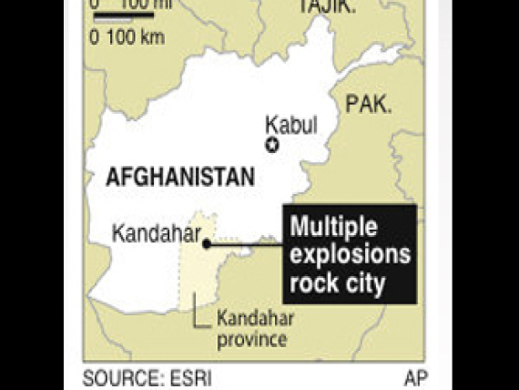 Afghanistan Suicide Attacks