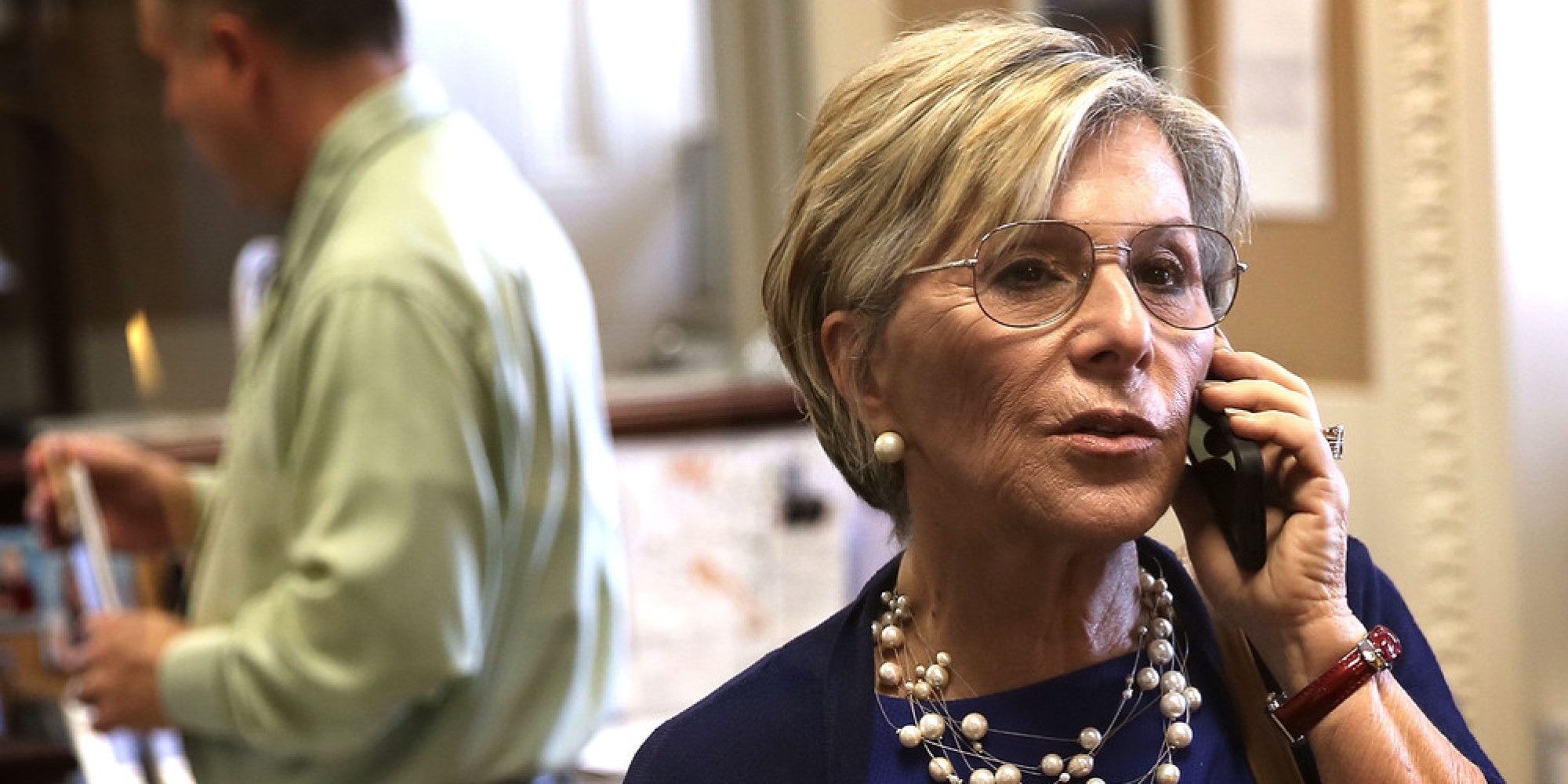 <b>Barbara Boxer</b> Wants Her Nuclear Regulatory Records And She Wants Them Now - o-BARBARA-BOXER-facebook
