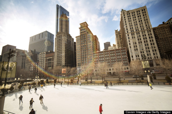 chicago ice rink
