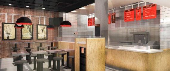 KFC SELECT