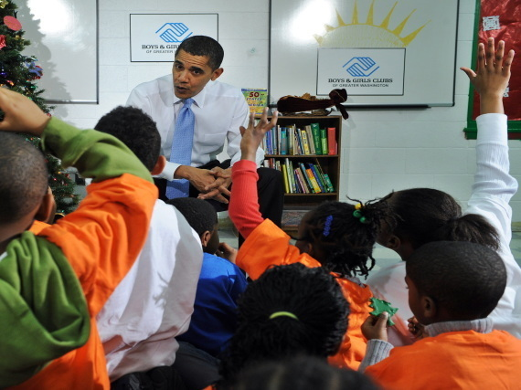 Obama Proposes Sweeping Education Reforms New Fede
