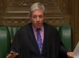 John Bercow Says 'Carnage' Of PMQs Damaging Parliament's Reputation