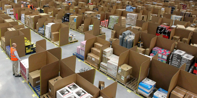 Amazon: Sunday Deliveries Will Be Ready For Christmas (In London)