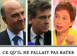 Retraite chapeau: Le petit cours d'économie de Parisot au gouvernement