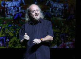 EXCLUSIVE: Watch Bill Bailey Take A Pop At TOWIE, Peter Andre