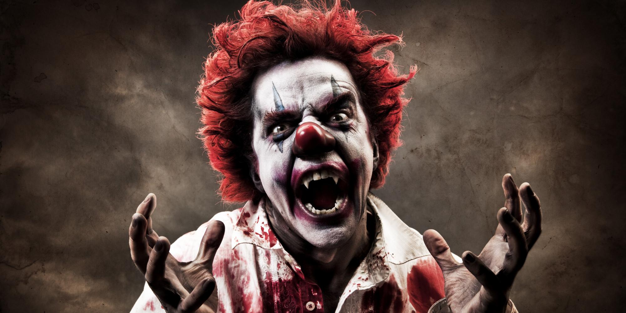 Ouchy The Clown