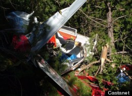 Pilot, Weight Factors Blamed In Fatal Plane Crash