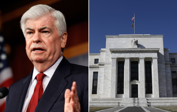 Dodd Financial Reform Bill Federal Reserve