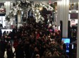 The Scene Inside The Macy's Flagship On Thanksgiving Was Completely Insane