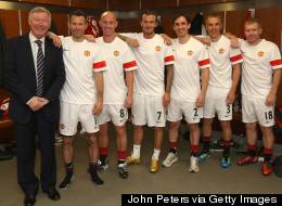 Beckham Says United's Class Of '92 Were 'Scared' Of Fergie (VIDEO)