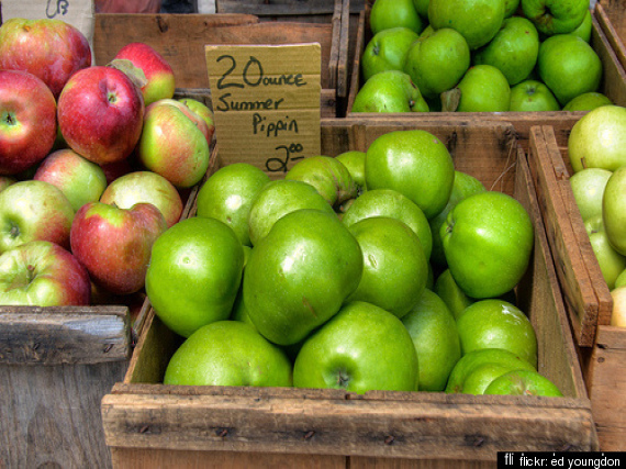 Dc Farmers Market Food Stamps