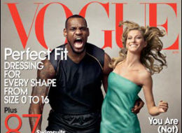 Lebron James Vogue