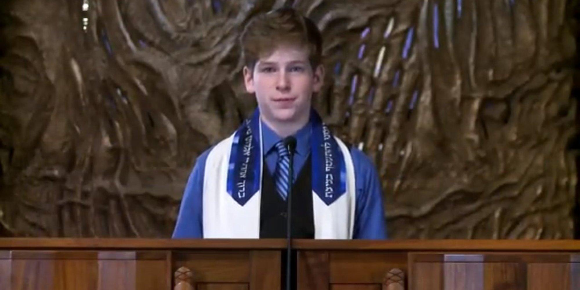 from Trey pro gay marriage speech