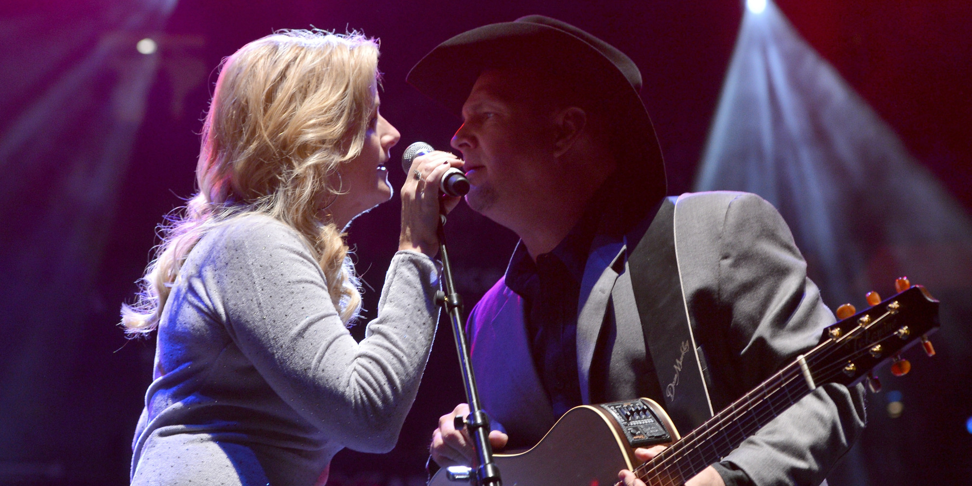 Garth brooks talks love for trisha yearwood says 39 i never for Is garth brooks and trisha yearwood still married