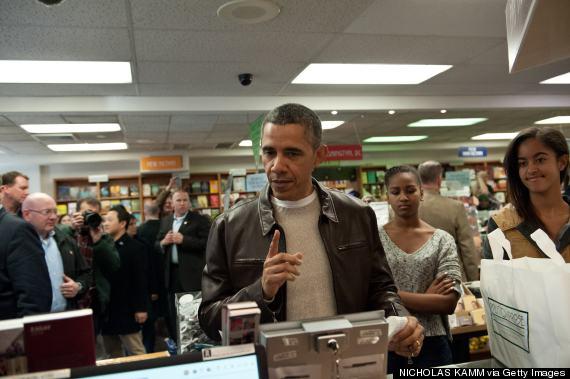 obama politics and prose
