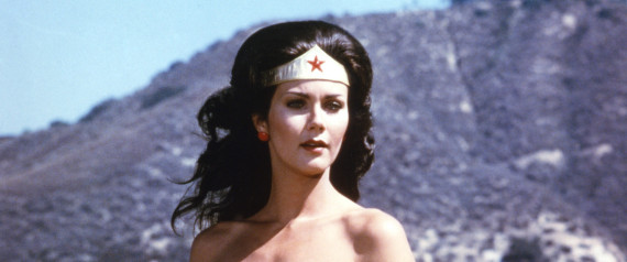 Lynda Carter Wonder Woman TV Show