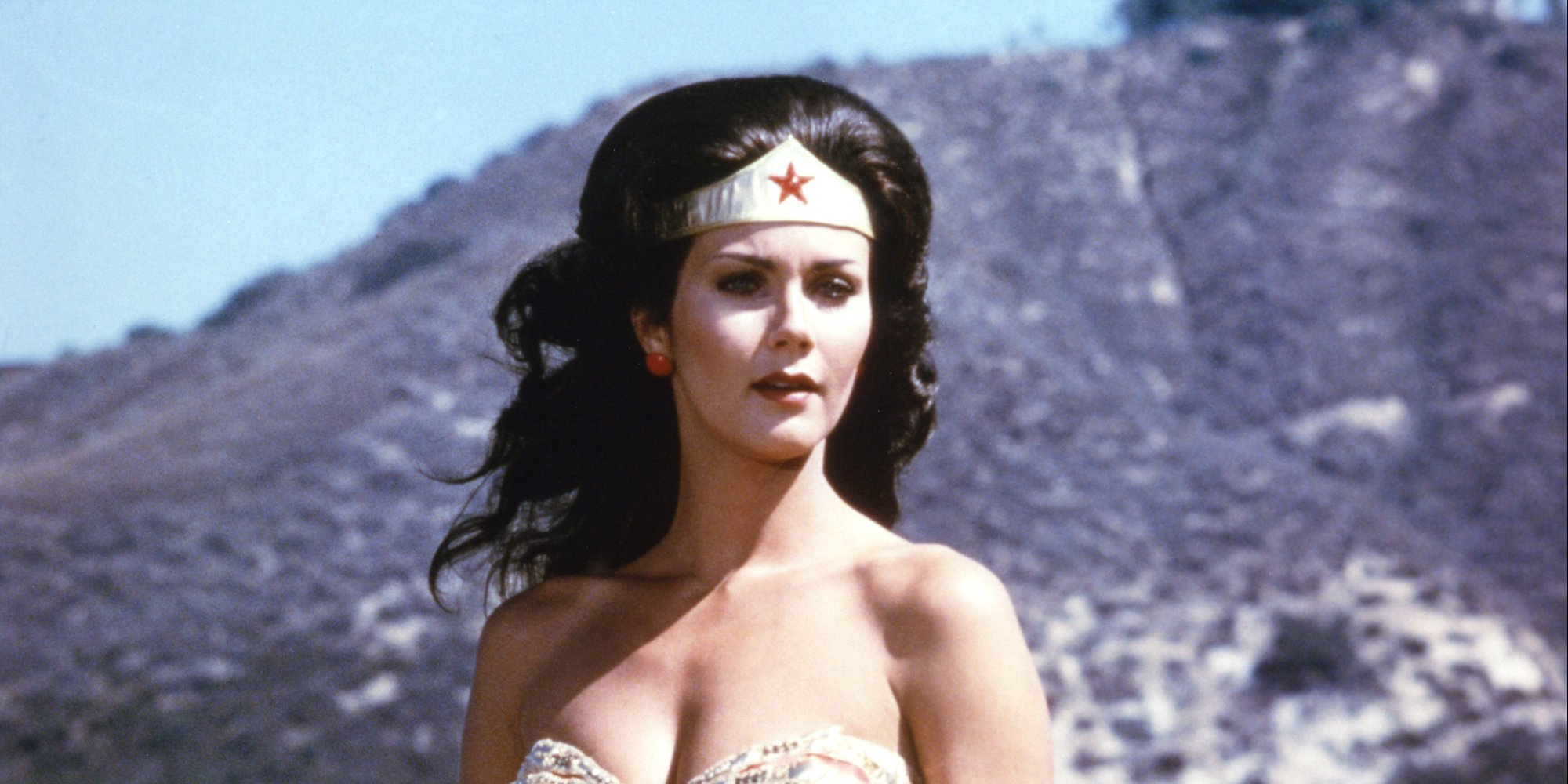 Watch The Original 'Wonder Woman' This Christmas