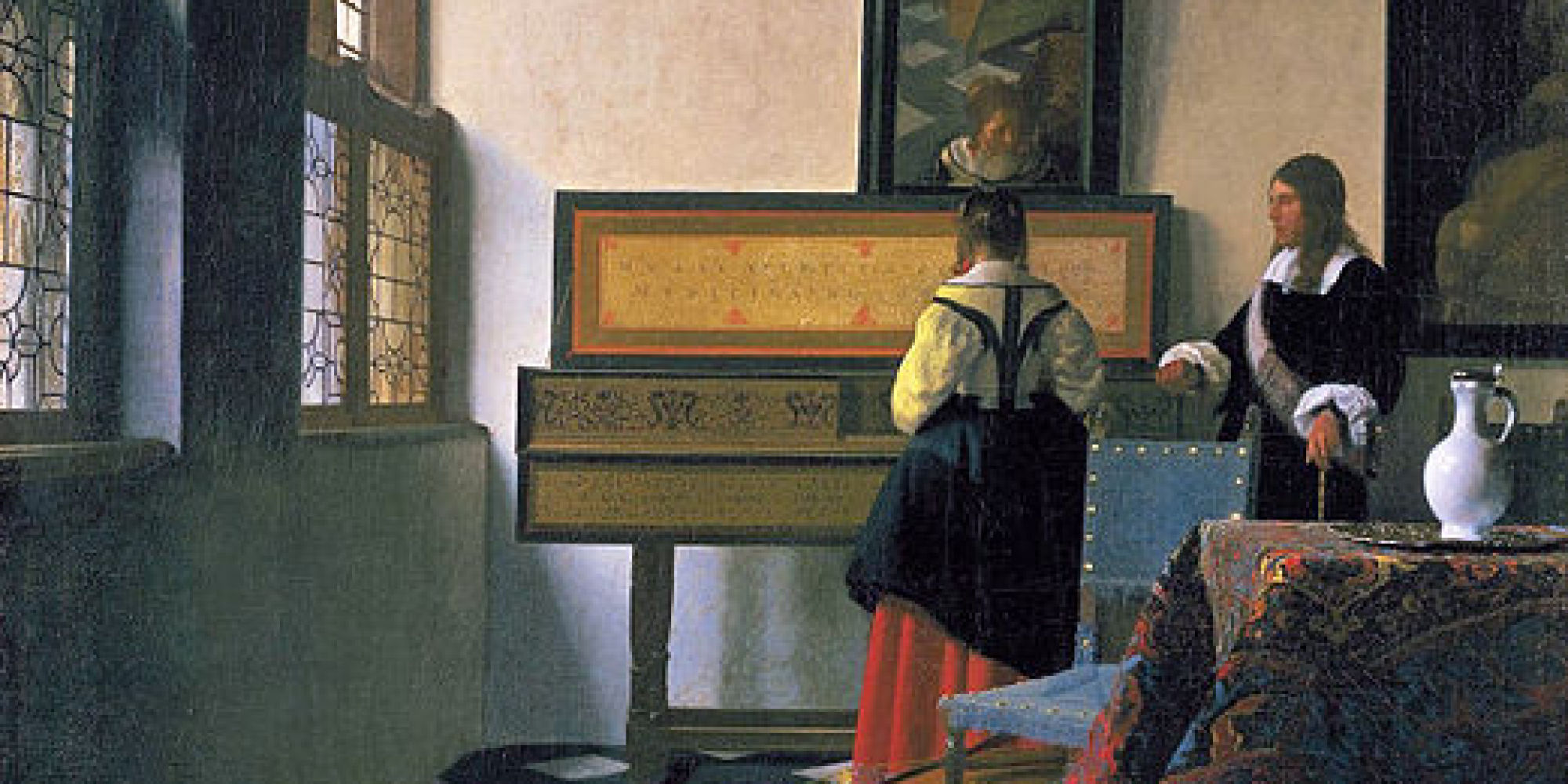 Reverse Engineering A Genius Has A Vermeer Mystery Been Solved Huffpost