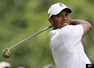 Tiger Woods Return Ratings
