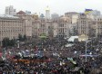 Kiev Protests Draw Over 300,000 People To March Against Regime