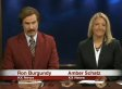 Ron Burgundy Co-Anchors North Dakota Newscast For Real