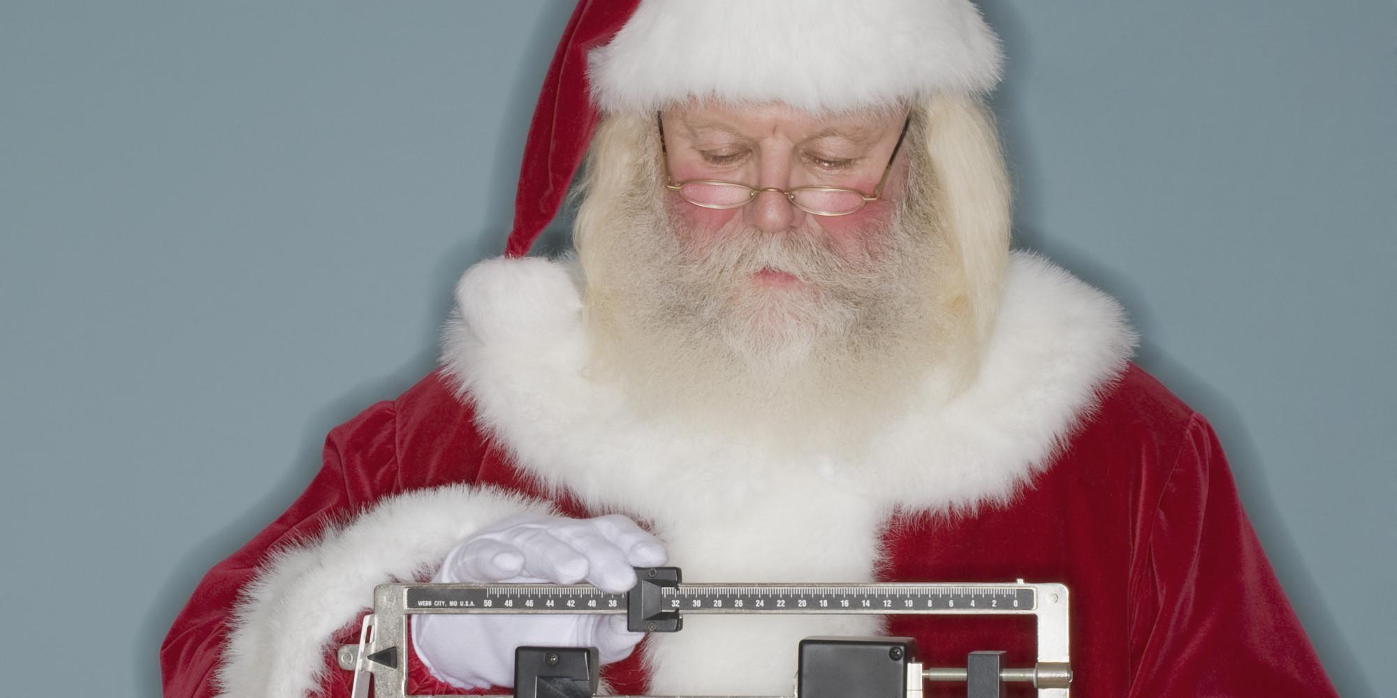 Bbw santa