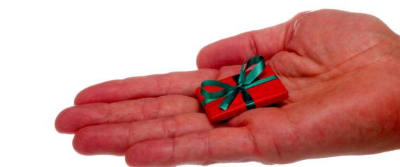 BOSS CHRISTMAS PRESENT