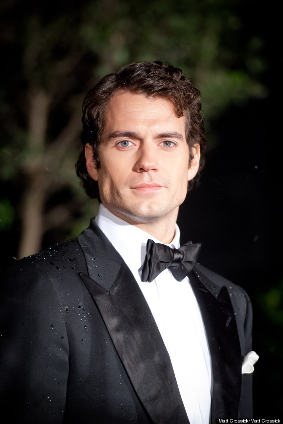 Henry Cavill Is The Wo...
