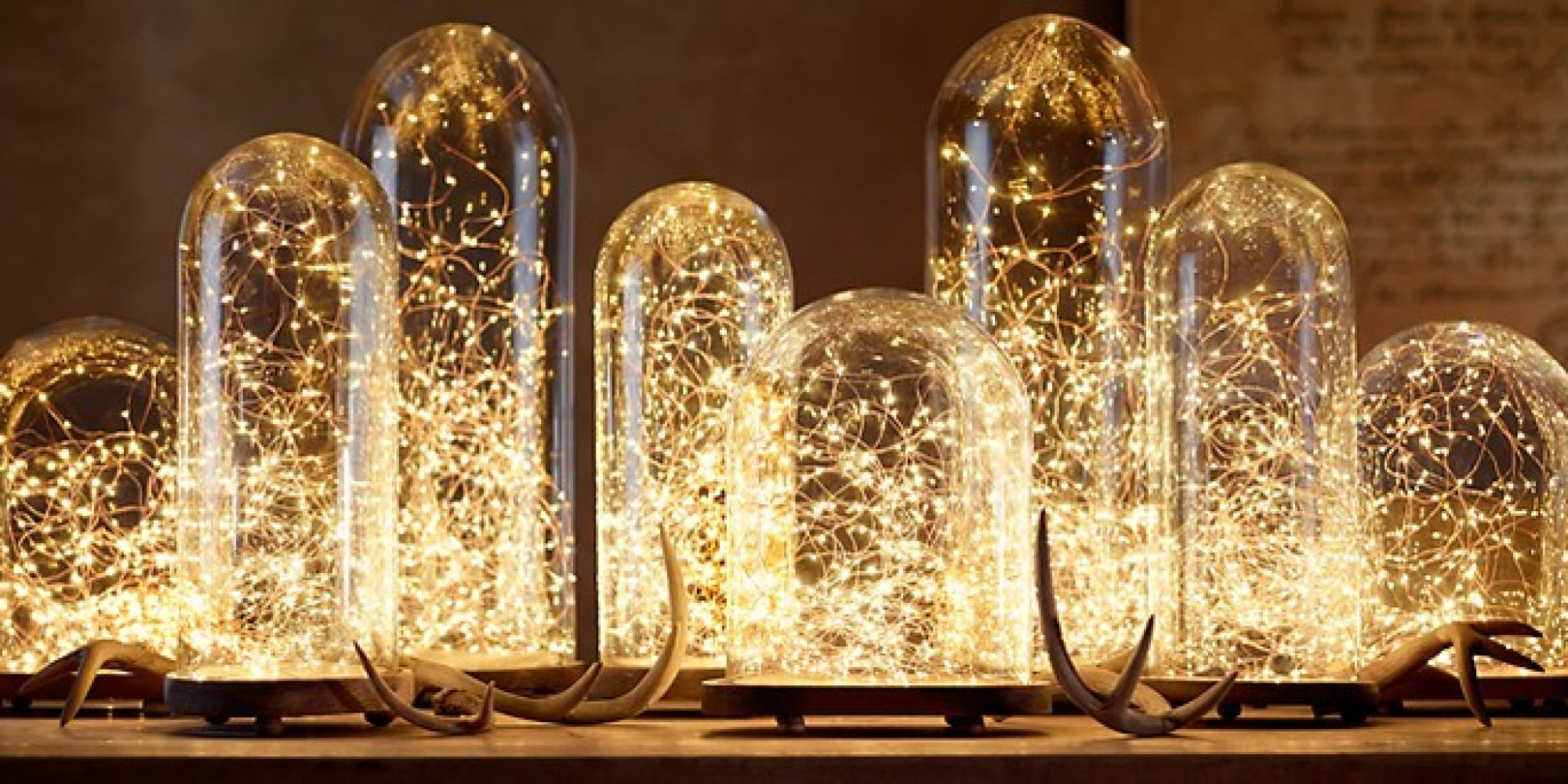 Restoration Hardware Might Have 2013 s Best Christmas Lights HuffPost