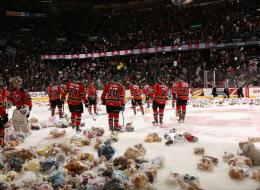 Teddy Bear Toss Calgary