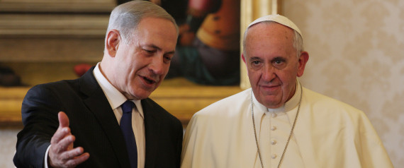 Netanyahu Pope Francis inquisition