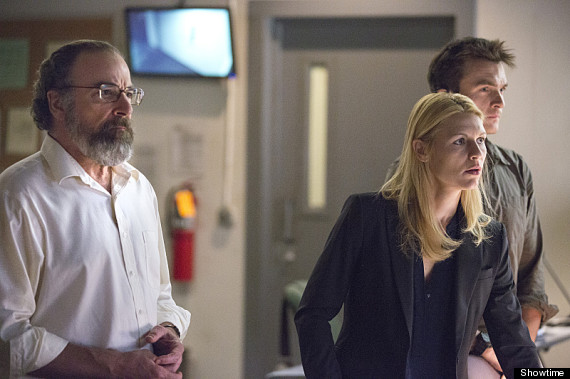 Homeland' Recap, Season 3, Episode 10: See Brody Run | HuffPost