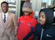 Teens Arrested Allegedly For Waiting For Bus