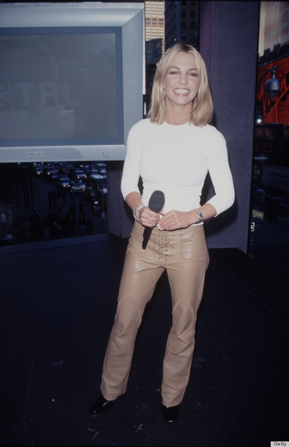 The Most 90s Things Britney Spears Ever Wore Huffpost