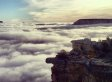 Rare Grand Canyon Fog Makes An Incredible Once-In-A-Lifetime View