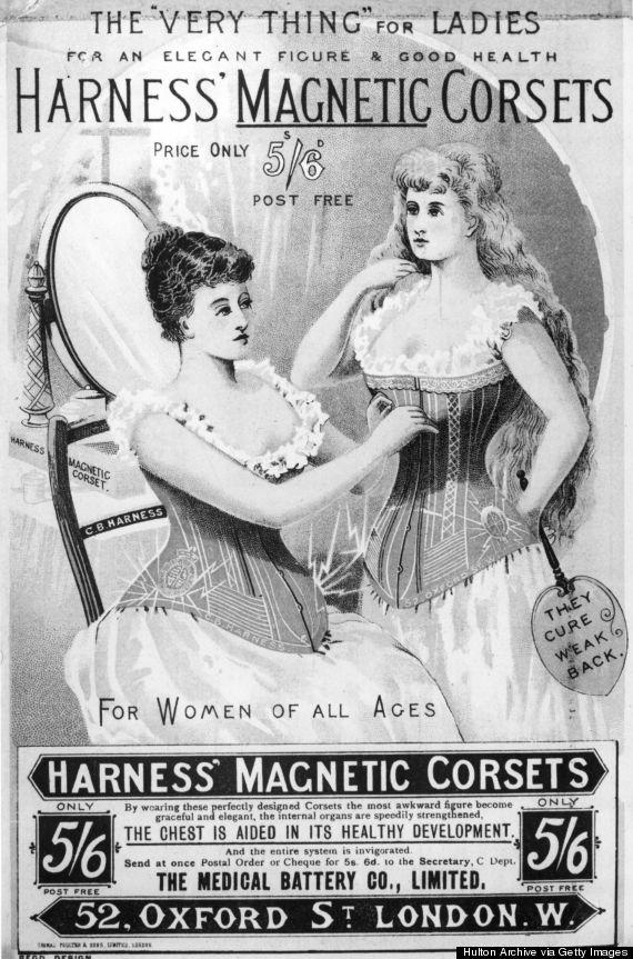 harness corset