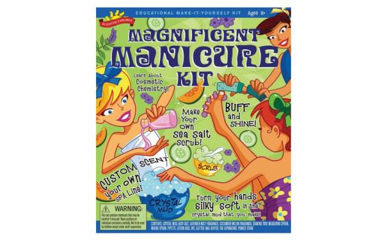 magnificent manicure