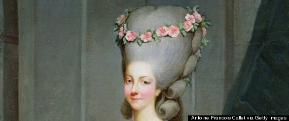 18th century woman painting