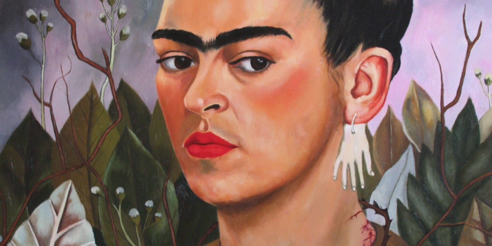 Behold, All Of Frida Kahlo's Paintings... Copied By Anonymous Chinese Artists