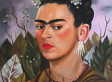 Bizarre Exhibition Presents All Of Frida Kahlo's Paintings... Copied By Anonymous Chinese Artists