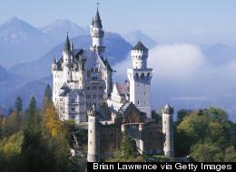 The Castle Where Fairy Tales Were Born