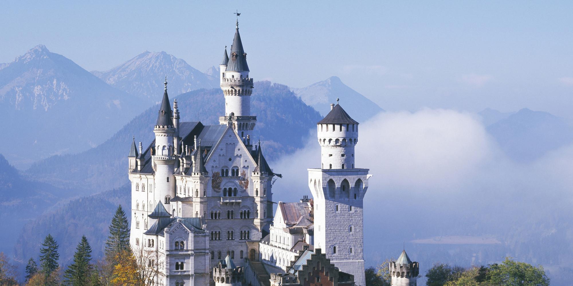 Bavaria 39 s neuschwanstein castle is a fairy tale dream come true - Mobel maxx munchen ...