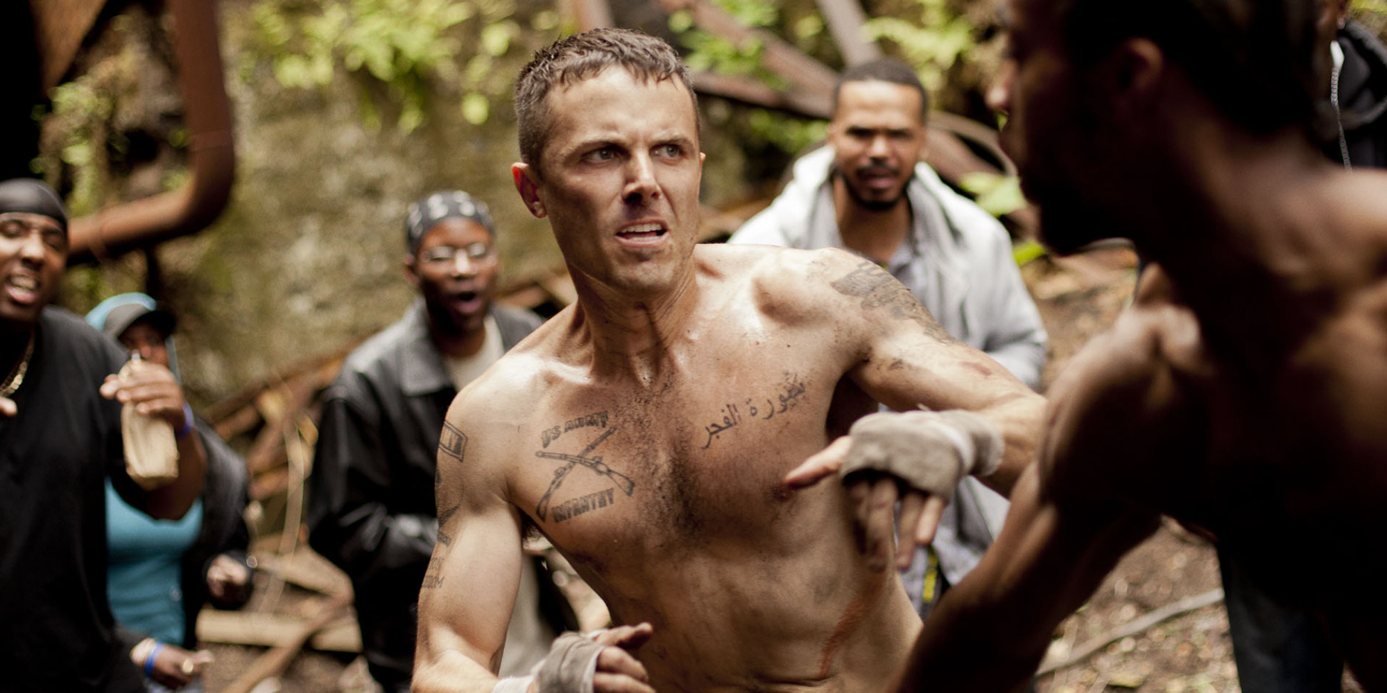 'Out Of The Furnace's' Casey Affleck Doesn't Understand