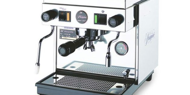 Pod coffee machines top